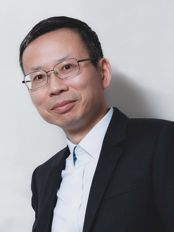 上海中国画院院长陈翔