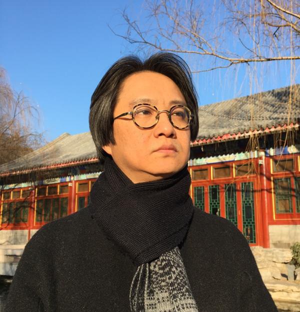 北京画院院长吴洪亮
