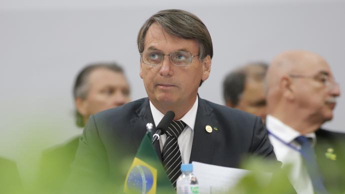 外媒:巴西国内要求封禁总统博索纳罗社交媒体账号的呼声渐高