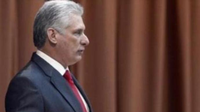 迪亚斯-卡内尔当选古巴共产党中央委员会第一书记