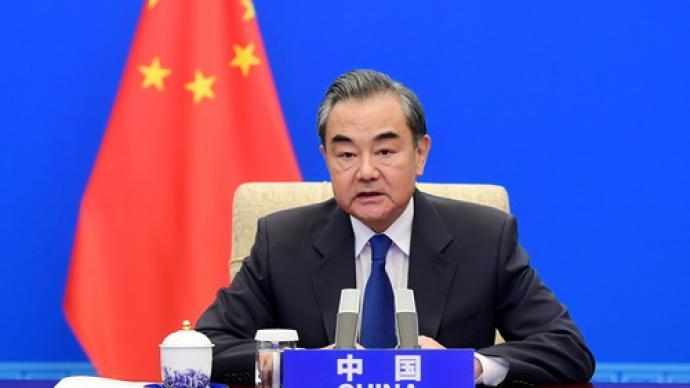 """王毅:支持东盟以""""东盟方式""""建设性参与缅甸国内和解进程"""