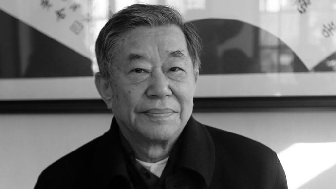 老舍之子舒乙病逝,曾积极呼吁保护老北京及大运河
