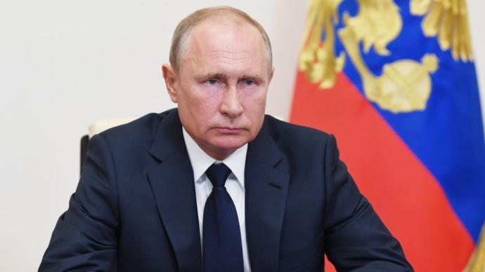 普京表示愿就改善俄乌关系同乌克兰总统会面