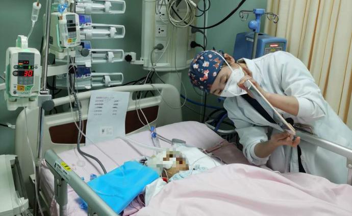 让家长患儿隔屏相见,这家医院儿科引入视频探视避免交叉感染