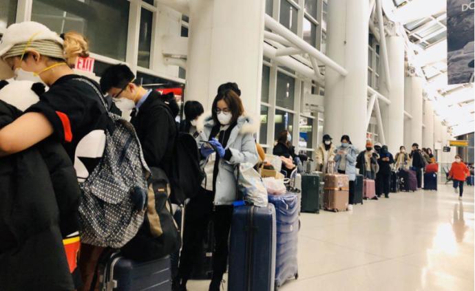 学者防疫调研 纽约到上海30小时见闻,看中美防疫差异