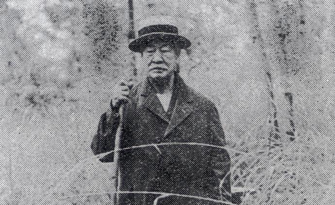 """德富苏峰:日本帝国的""""戈培尔"""""""
