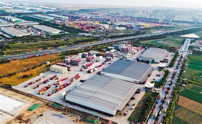 临港新片区上线招聘服务平台,200多家企业发布逾千个岗位