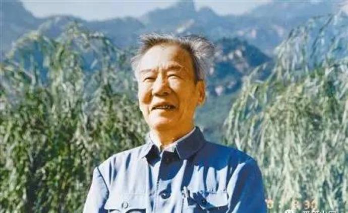 电影《白毛女》编剧、作家杨润身病逝,享年97岁