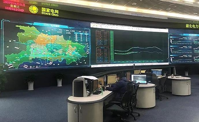3月31日湖北等19个省级电网用电负荷已超去年同期