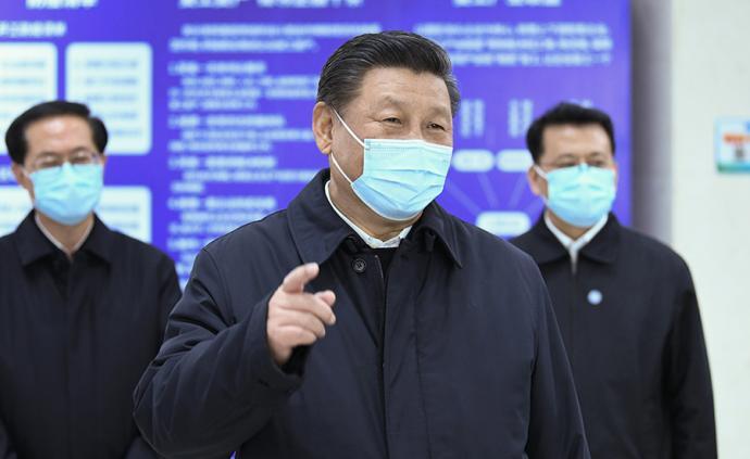 """习近平暮春时节赴浙江,这样阐释""""危""""和""""机""""!"""
