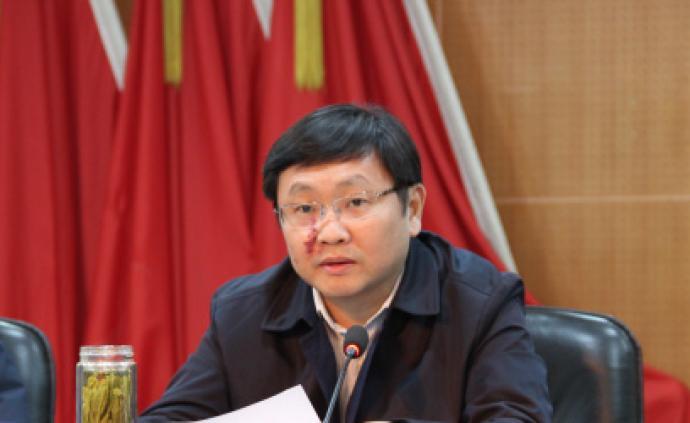 安徽省委决定:吴劲任马鞍山市委副书记