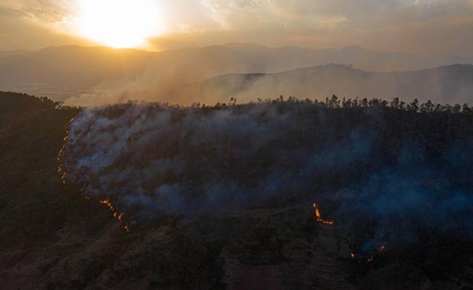 西昌森林火灾牺牲勇士追悼会将于4月4日上午举行