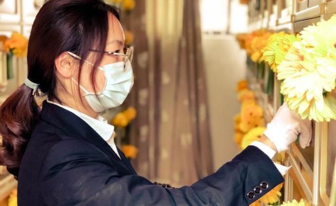 各地倡导文明祭扫安全祭扫:线上缅怀、居家追思、代客献花