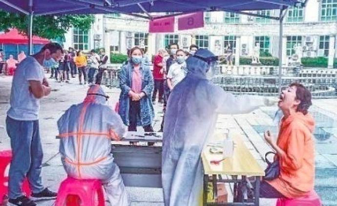 武汉全员开展核酸检测,央媒:减轻顾虑,让大家敢于上街消费