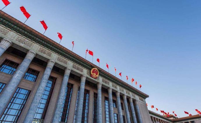 汪洋韩正分别参加全国人大会议一些代表团审议