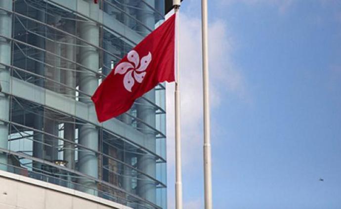 香港特区政府强烈谴责暴徒违法行为,支持警方果断执法