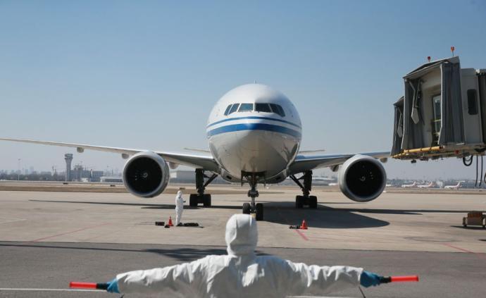 天津新增1例境外输入无症状感染者,由西班牙乘航班入境