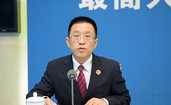 最高检新闻发言人:福州赵宇案等正当防卫案起到匡正风气效果