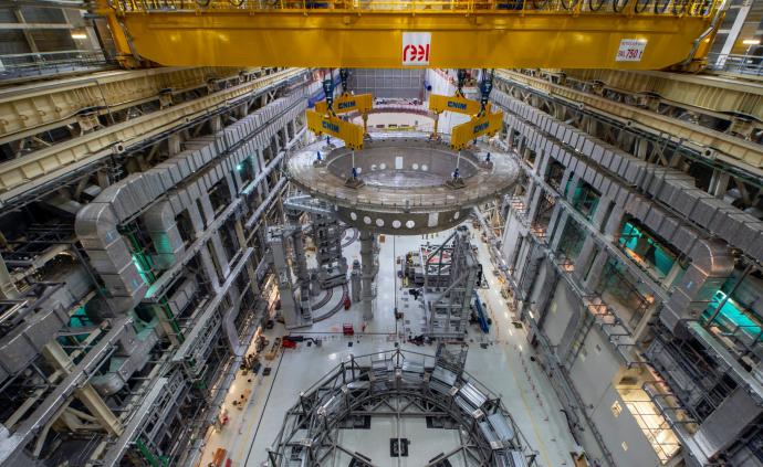 """向终极能源进发!中核牵头,国际热核聚变堆完成""""黄金节点"""""""