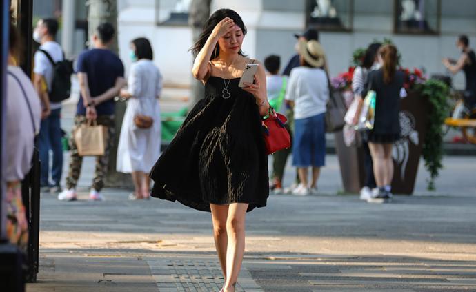 """平均气温异常偏高!上海可能正在经历史上最""""热""""五月"""