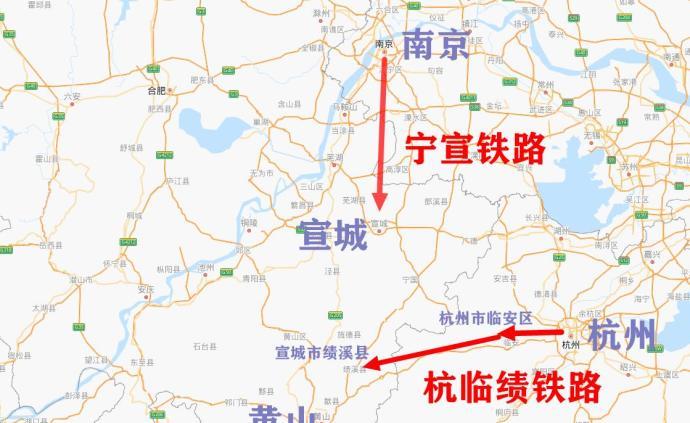 皖南对接宁杭:代表建议加快推进宁宣、杭临绩铁路规划建设