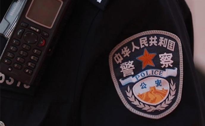 男子在上海欢乐谷插队受阻后打人,松江警方:已行拘