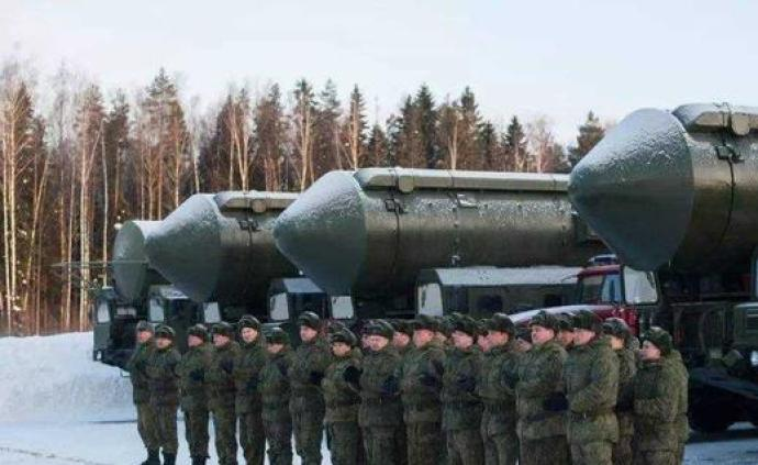 俄罗斯总统普京签署俄核威慑政策