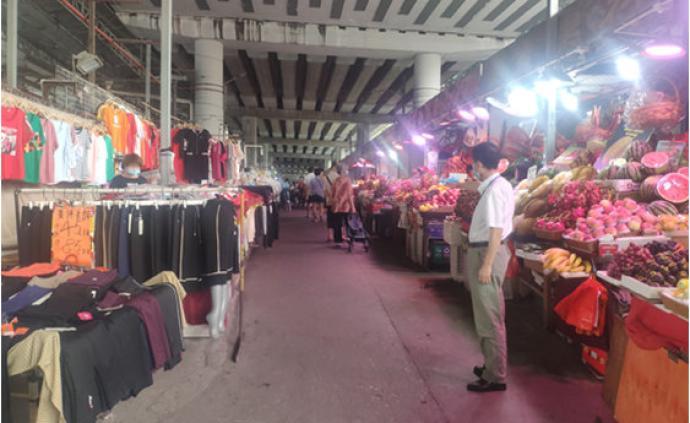 广州:7种情形允许商家借道经营 ,不包含流动摊贩