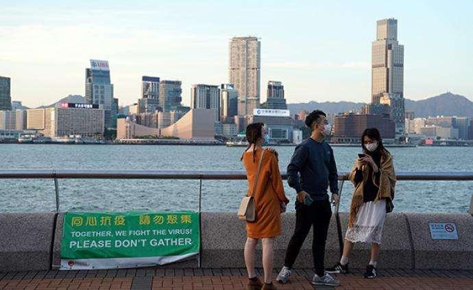 香港新冠新增人
