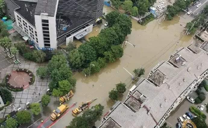 湖南省气象局扩大气象灾害暴雨三级应急响应范围
