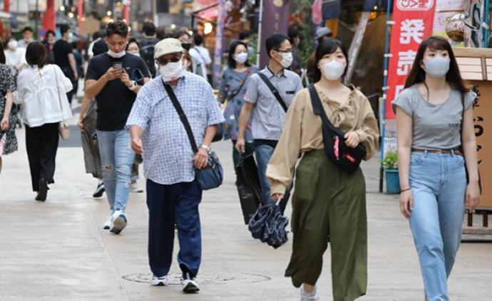 东京连续3天新增病例破百,政府暂不打算重启紧急状态