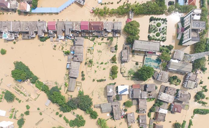 江西洪涝灾害已致590余万人受灾,51万人被紧急转移安置