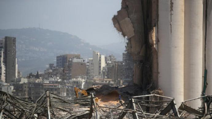 ?黎巴嫩贝鲁特爆炸遇难人数升至171人,仍有数十人失踪