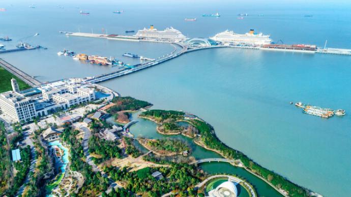 """老工业基地如何转型?上海宝山将围绕""""双城战略""""提升能级"""
