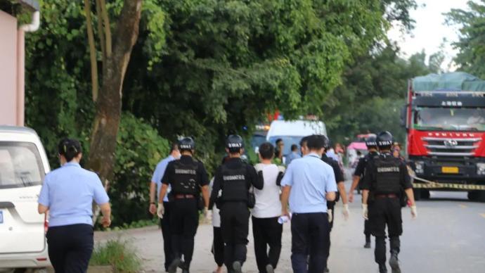 瑞丽警方:运送杨佐某等人偷越国境引发疫情的嫌犯被抓获