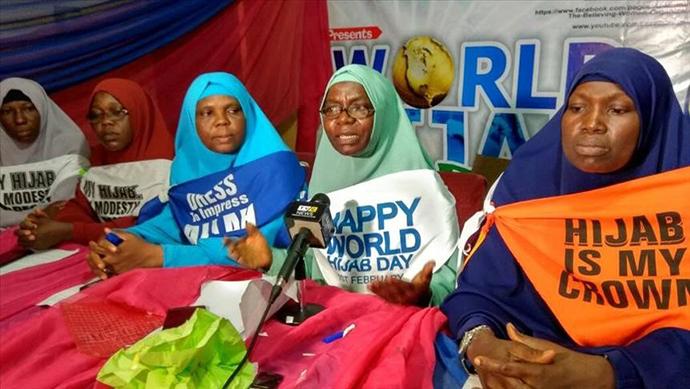 尼日利亚女性穆斯林控诉自己遭受的歧视