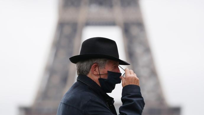 法国新增49215例确诊病例,累计确诊1331984例