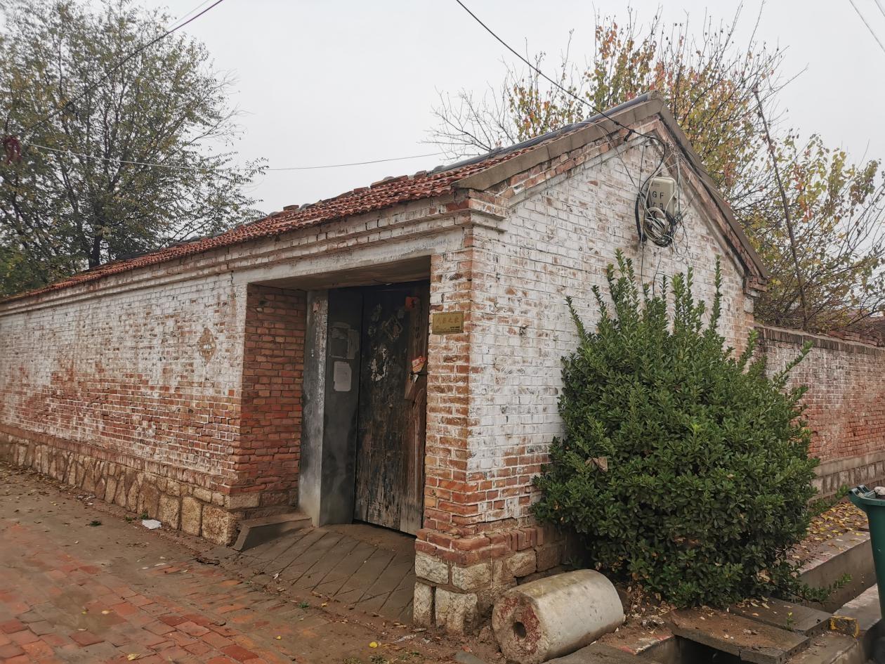 张吉林家的老宅