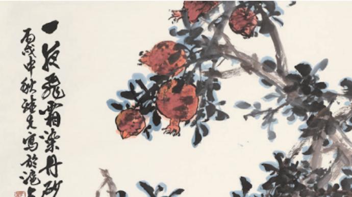 龔繼先等花鳥畫家浦東聯展,見證海上寫意花卉傳承
