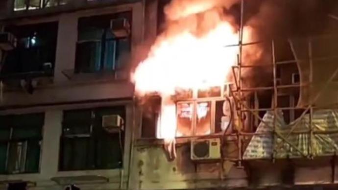 香港油麻地火災遇難人數增至8人,原因初步查明