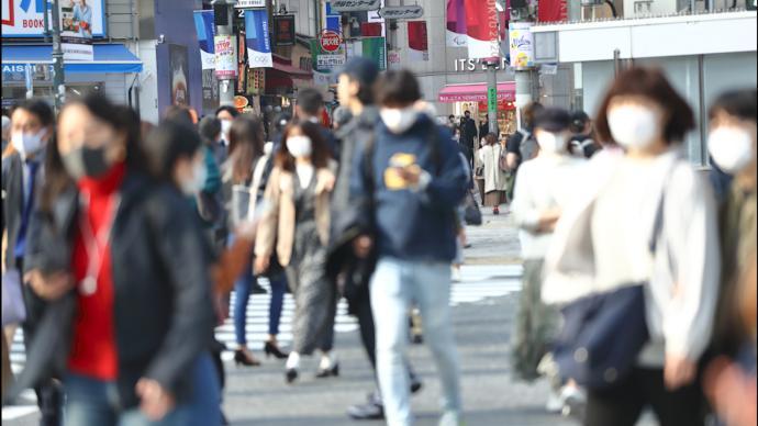 疫情反彈明顯!日本連續3天新增確診數創新高