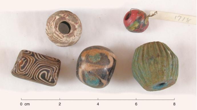夏鼐博士论文中文首译:埃及珠子的考古学价值
