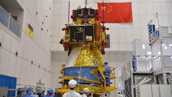 """嫦娥揽月 长五送""""嫦五"""",揭秘嫦娥五号探月任务的三大看点"""