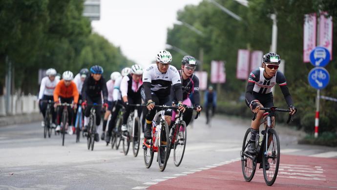 环意长三角公开赛三地联动,自行车赛事如何捕获粉丝的心