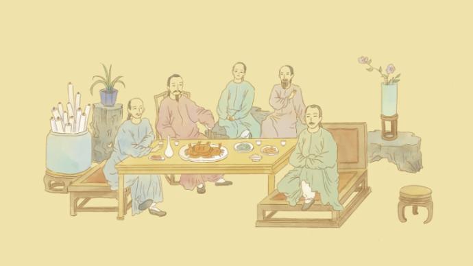 """明清饕客的""""蟹會""""與""""蟹秋"""":""""吃蟹一定要自己剝"""""""
