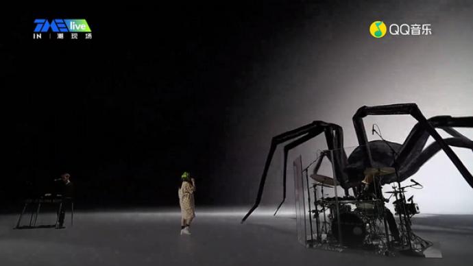 比莉·艾利什:一個月后,終于看到這場線上虛擬演唱會典范