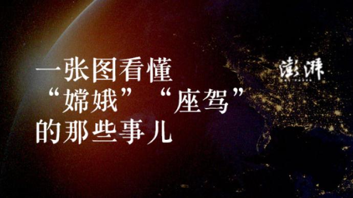 """一图看懂 """"嫦娥""""的那些""""座驾"""""""