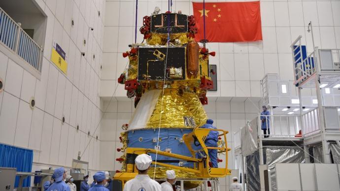 """嫦娥揽月 上海牌""""太空邮差""""是怎么炼成的"""