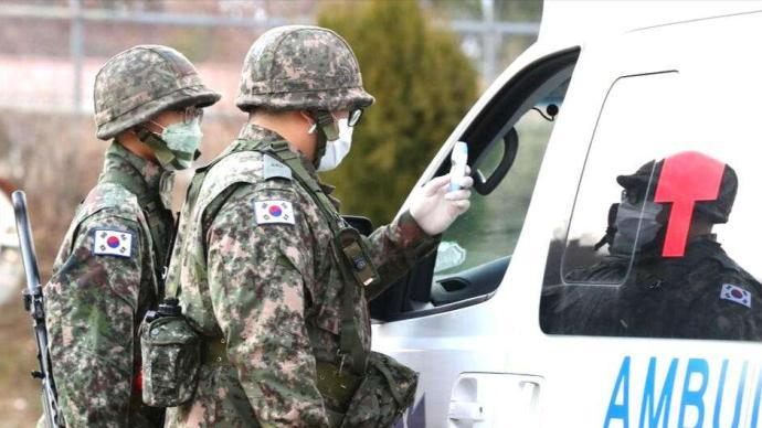 全球疫情日报|韩军单日新增创纪录,法国首现水貂感染新冠