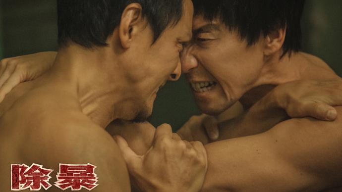 專訪|《除暴》導演劉浩良:我要找到一個中間地帶